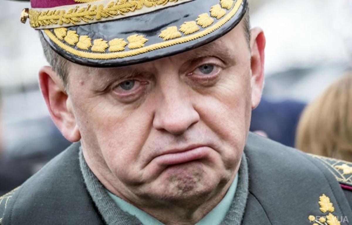 Муженко готов отразить нападение России с трех сторон