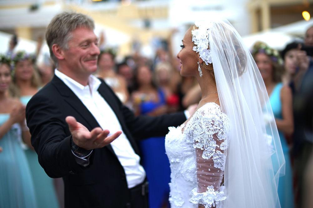 Татьяна Навка рассказала, как отметила годовщину свадьбы с Дмитрием Песковым