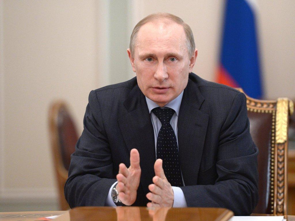 Путин обозначил позицию России относительно церковных прессов на Украине