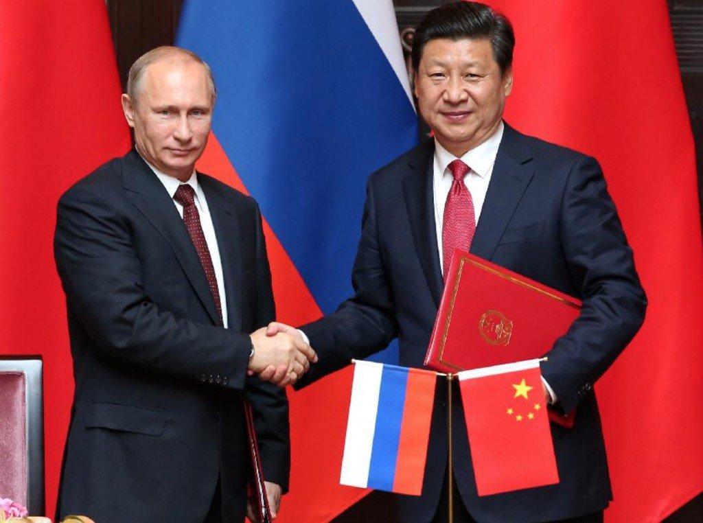 Власти Китая намерены увеличить вдвое торговый оборот с Россией