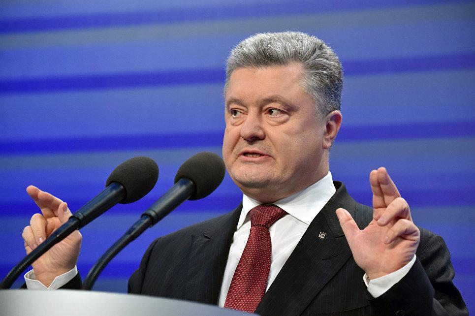 Порошенко обрушился с критикой на Бойко и Медведчука за визит в Москву