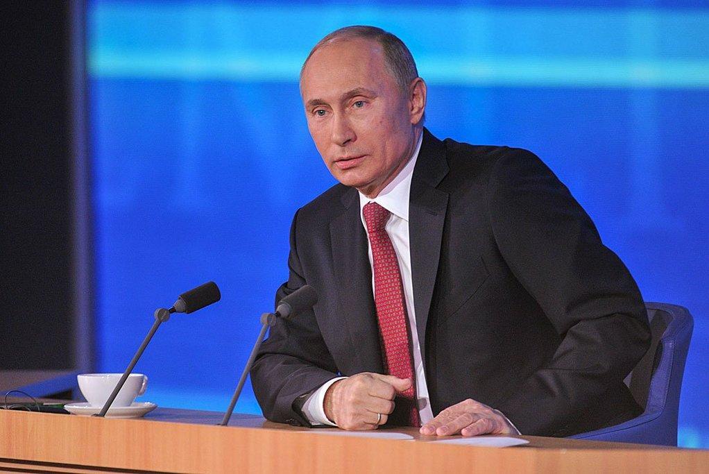 Большая пресс-конференция Владимира Путина 14 декабря 2017: прямая трансляция – где смотреть