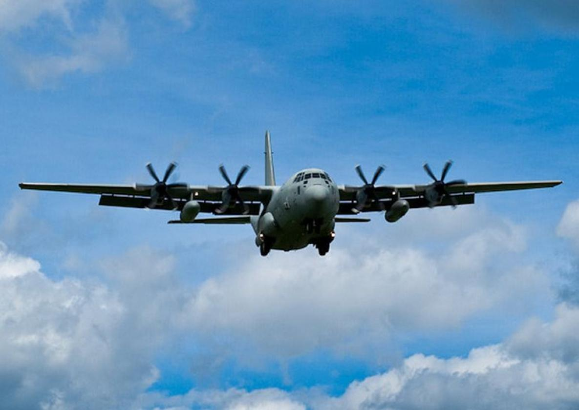 Военные НАТО проведут наблюдательный полет над Россией