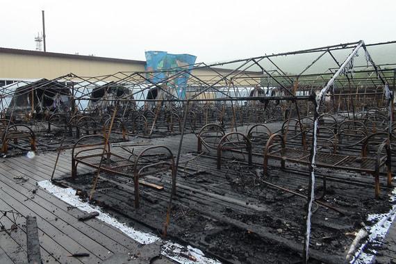 Стало известно об увеличении числа жертв при пожаре в лагере под Хабаровском