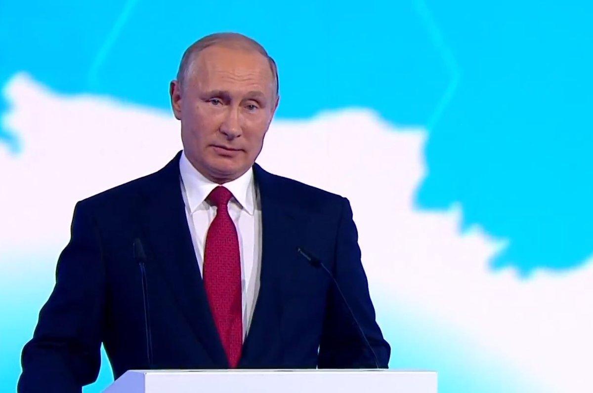 Владимир Путин рассказал, кто может стать президентом государства