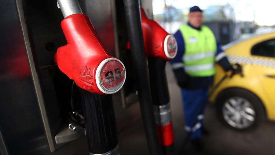 В Волгограде цены на бензин пошли вверх