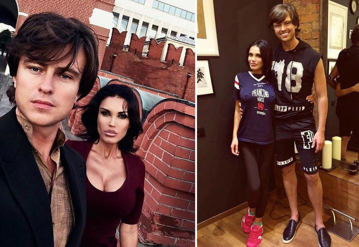 Прохор Шаляпин устроил откровенную фотосессию с новой подругой
