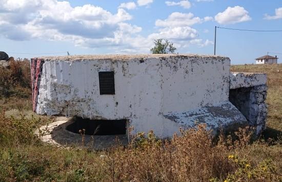 В Севастополе у Сапун-горы обнаружен склад боеприпасов времен войны