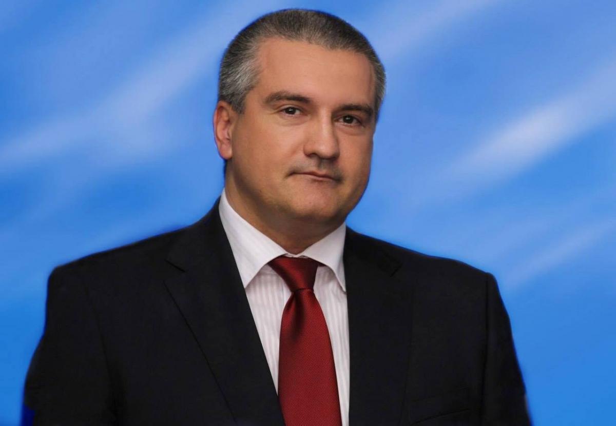 О провале изоляции Крыма сообщил Аксенов