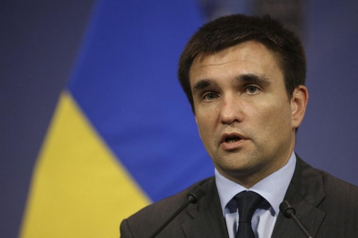 Климкин сообщил о «мегавызове» для Украины