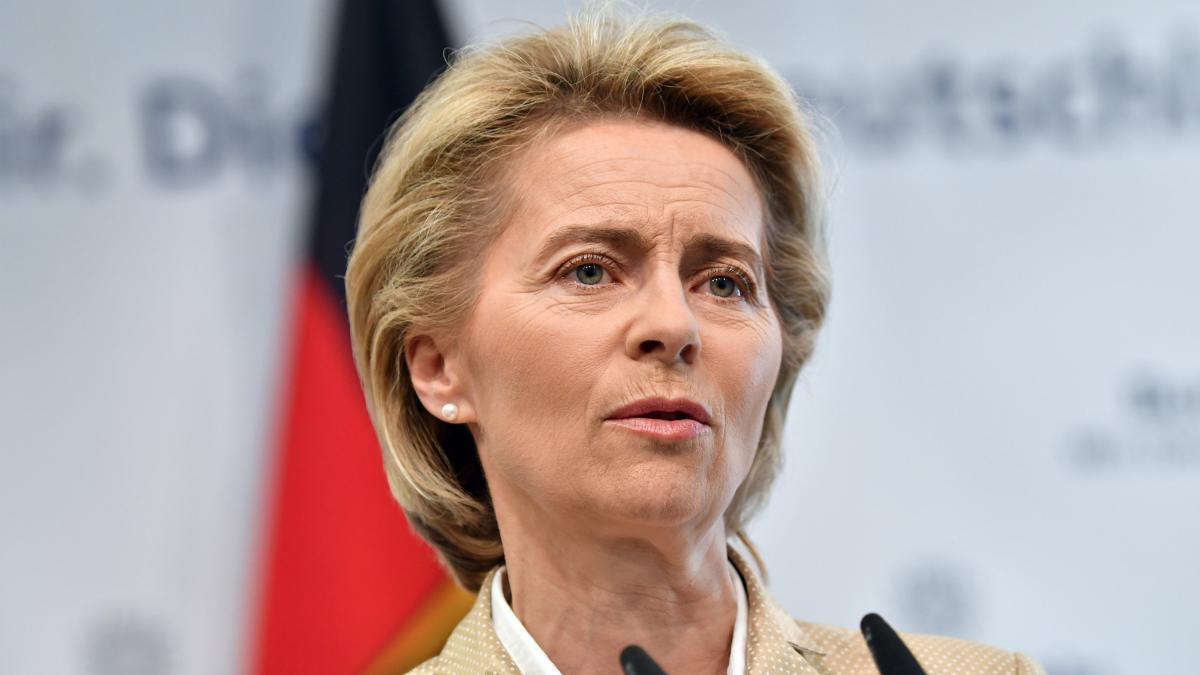 Глава Минобороны Германии рассказала о будущей единой армии Европы