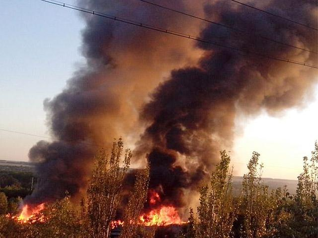 Украинские военные взлетели на воздух под Луганском, озвучены обстоятельства