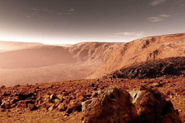 NASA: На Марсе может развиваться жизнь