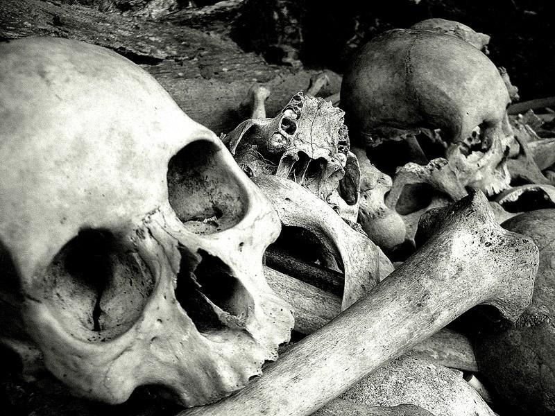 Археологи нашли таинственные обезглавленные тела в алтайском могильнике