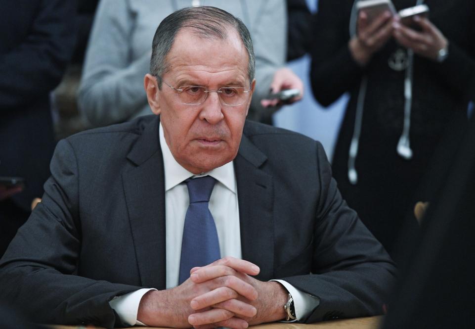 Сергей Лавров осадил посла Франции в ходе спора о Крыме