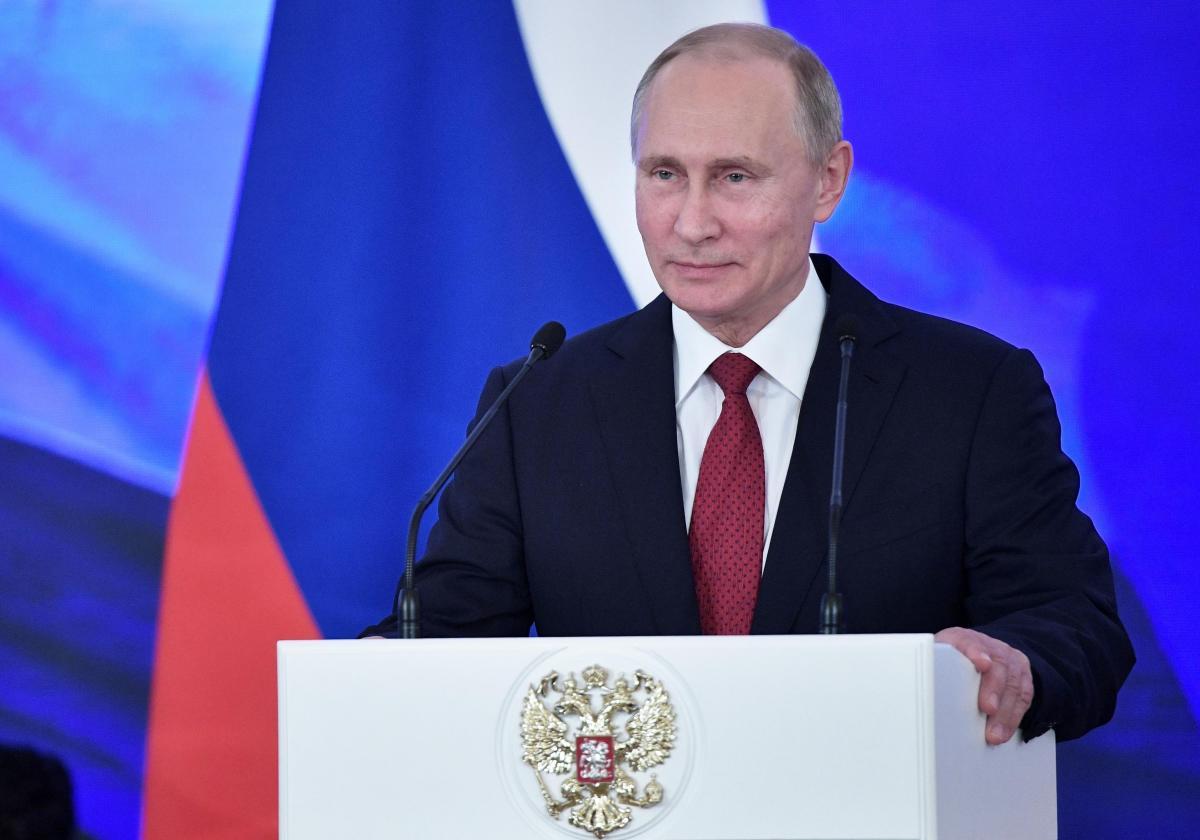 Путин одерживает победу без войны, заявили в Германии