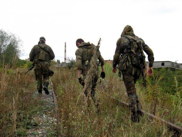 ВДонецкой области задержали белоруса, воевавшего забатальон боевиков «Сомали»
