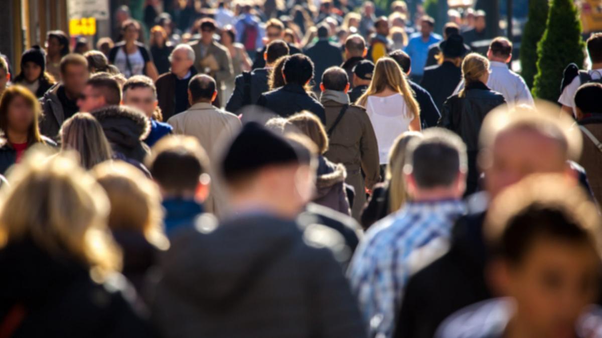 В России впервые за десять лет сократилась численность населения
