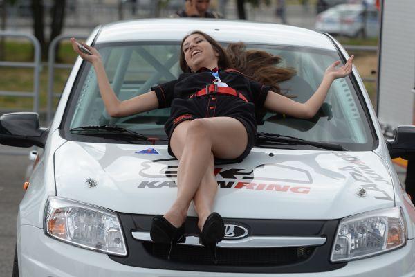 В августе продажи Lada в России выросли на 3,6%, до 20,9 тысяч машин