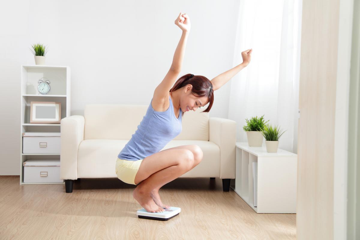 Ученые назвали простой способ похудеть.