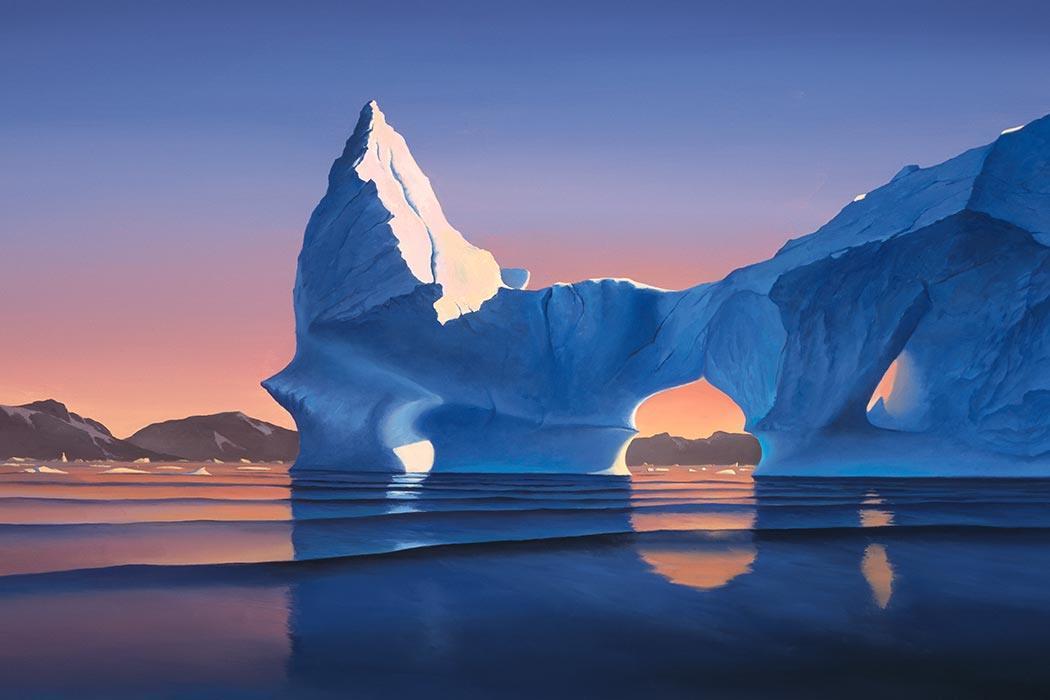В Антарктиде обнаружены странные объекты, новые загадки подо льдами