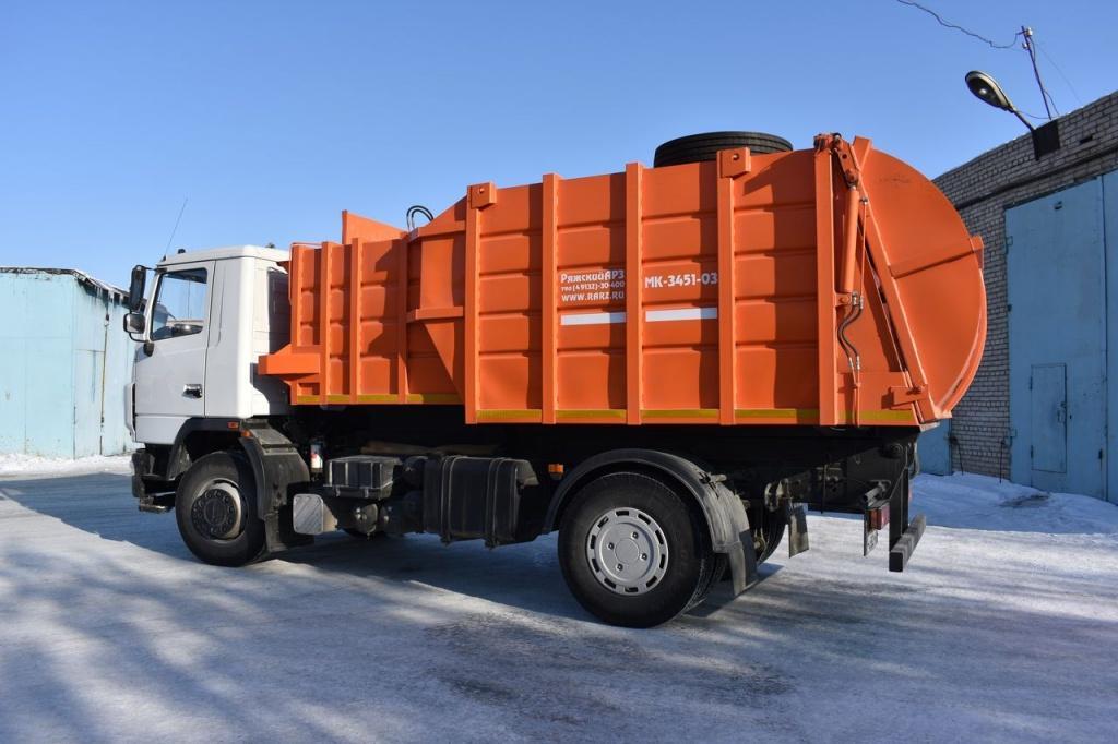 В Крыму определили единый тариф на вывоз мусора