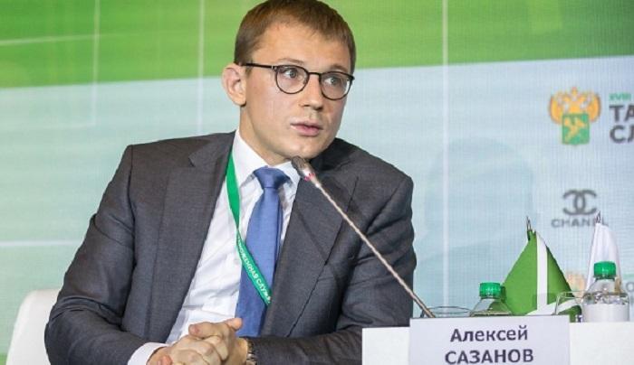 Алексей Сазанов