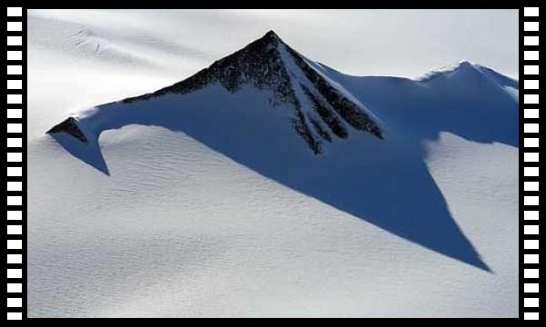 Загадочные пирамиды в Антарктиде