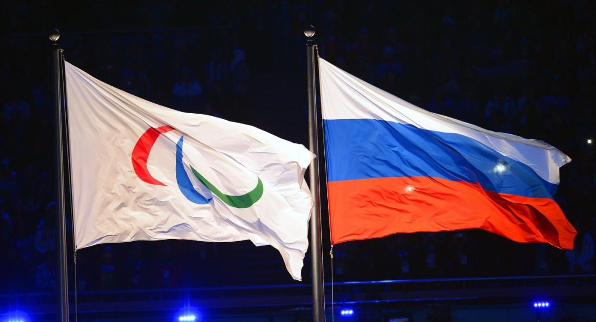 Глава Паралимпийского комитета Белоруссии лично будет держать флаг РФ на открытии Паралимпиады