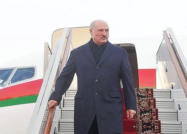 Александр Лукашенко побывал в Турции с официальным визитом