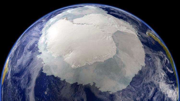 В NASA наглядно показали, как Антарктида теряла лёд за последние 100 лет