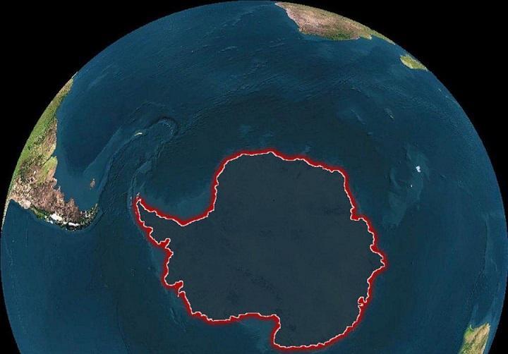 Антарктида исчезла: на спутниковых снимках не смогли найти материк