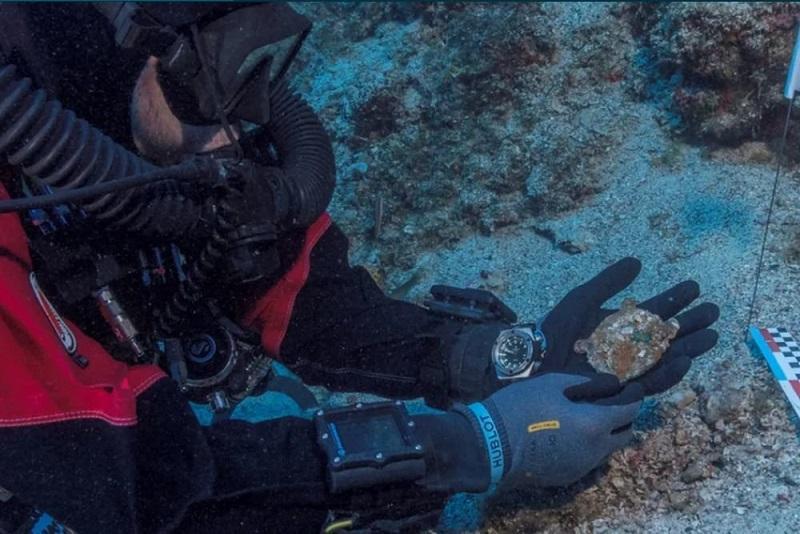 В Эгейском море нашли загадочную деталь от «компьютера», которой больше двух тысяч лет