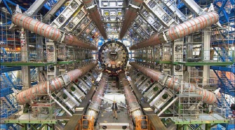 Адронный коллайдер даст возможность открыть параллельную действительность