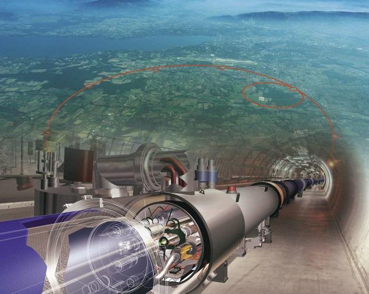 Большой адронный коллайдер стал причиной сильнейшего землетрясения - СМИ
