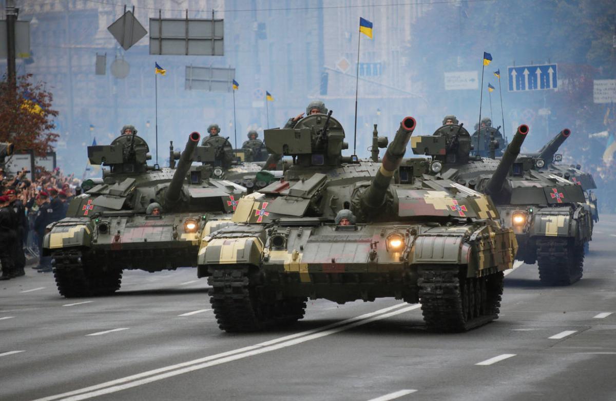 Как Россия остановит украинские танки в Донбассе
