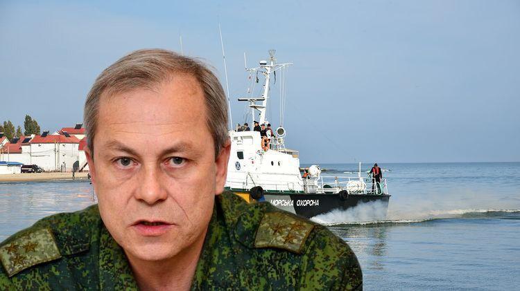Басурин: Киев собирается топить иностранные корабли в Азовском море