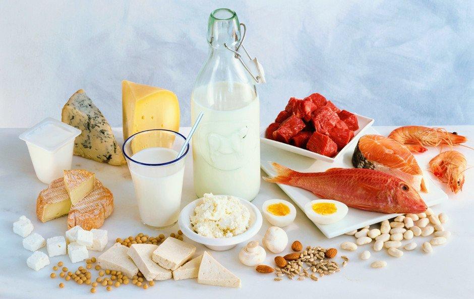6 признаков того, что ваш организм нуждается вбелковой пище