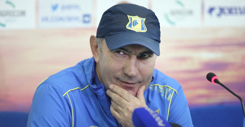Бердыев продолжит работу с«Ростовом» как вице-президент итренер