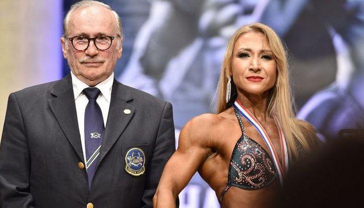 Золото чемпионата мира по бодибилдингу и фитнесу выиграла астраханка Татьяна Бочарова