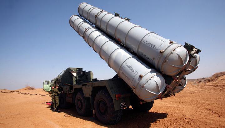 Вашингтон возмущен доставкой российских С-300 в Сирию