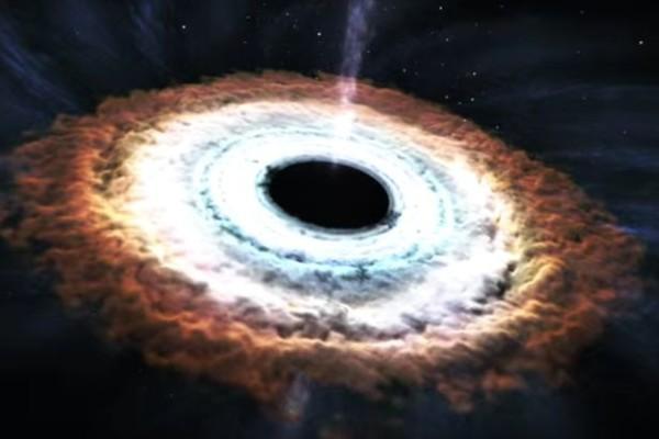 Ученые: темная  дыра оставила отсъеденной звезды световое «эхо»