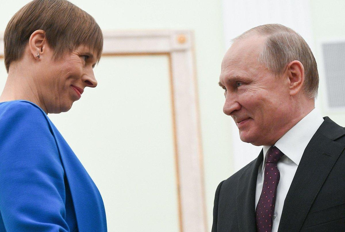 Эстония захотела самостоятельности в отношениях с Россией