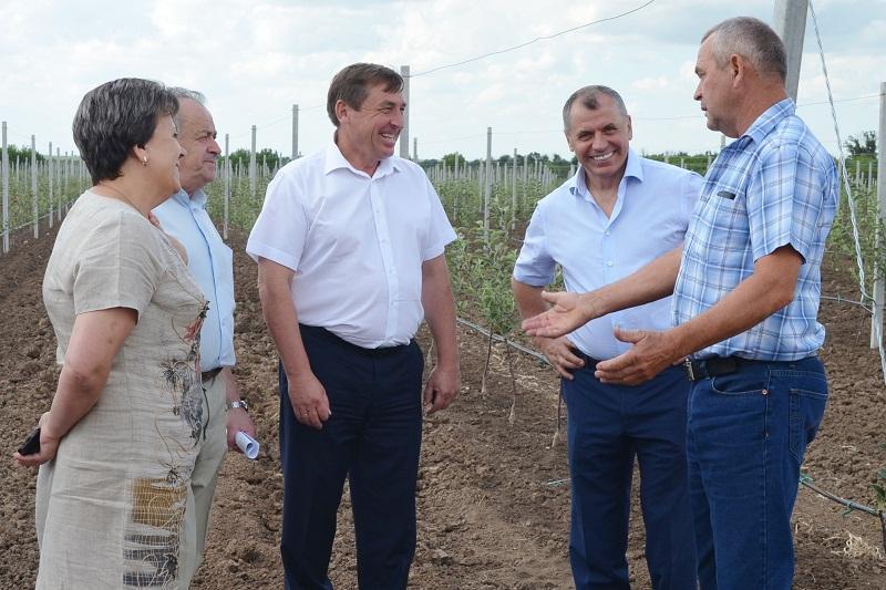 Власти Крыма рассказали об успешном сотрудничестве с Европой