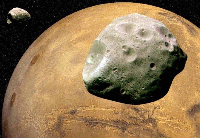 Загадка огромного монолита на Фобосе не поддается объяснению ученых