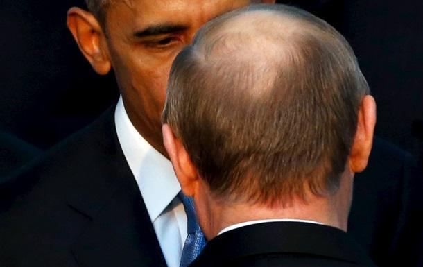 Кадры войдут в историю: Владимир Путин и Барак Обама испепелили друг друга взглядом на G20