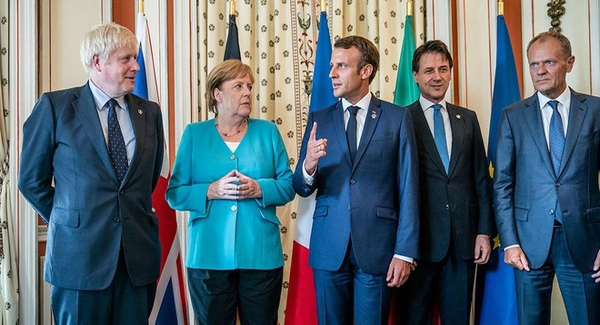 """Лидеры стран """"Большой семёрки"""" обсудили возможность возвращения России"""