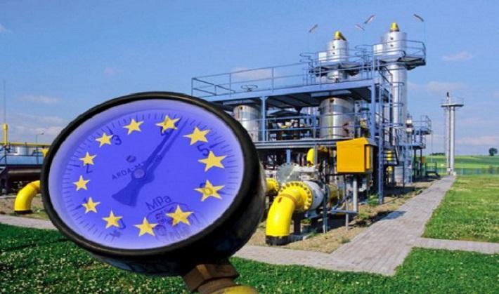 газ на Украине