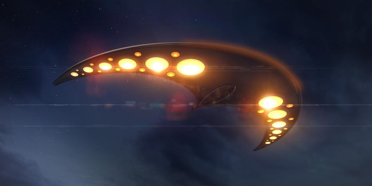 В Солнечной системе замечен боевой корабль инопланетян – ученые