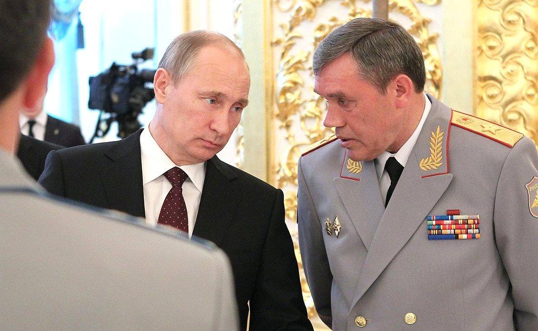"""Валерий Герасимов оценил военные учения """"Кавказ 2016"""""""